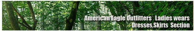 アメリカンイーグル/Amrican Eagle/レディース/ワンピース、スカートコーナー