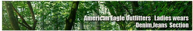 アメリカンイーグル/Amrican Eagle/レディース/デニム、ジーンズコーナー