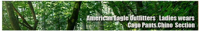 アメリカンイーグル/Amrican Eagle/レディース/ボトムスコーナー