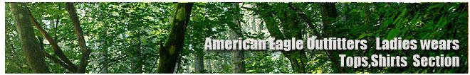 アメリカンイーグル/Amrican Eagle/レディース/トップス、シャツコーナー