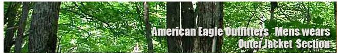 アメリカンイーグル/Amrican Eagle/メンズ/ジャケット、アウターコーナー