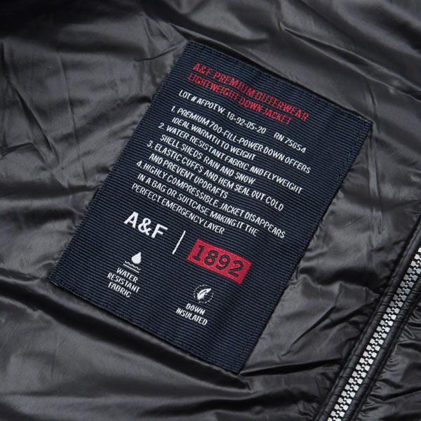 アバクロ新作ダウンジャケット/Down Jacket