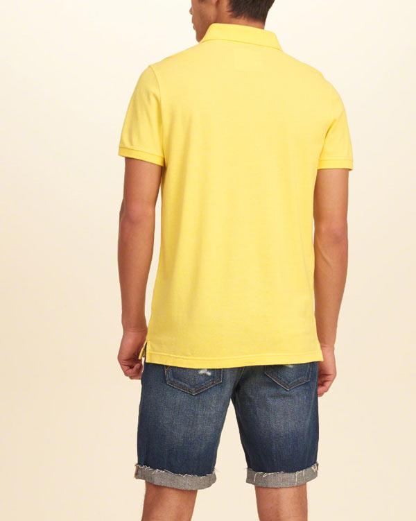 ホリスター新作ポロシャツ