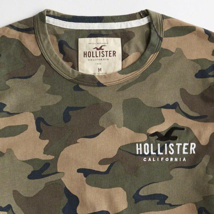 Hollister/ホリスター新作ロンT