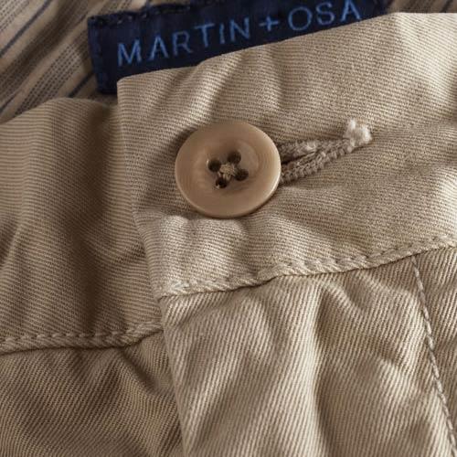 Martin + Osa/マーティン+オサ新作カーゴショーツ