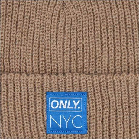 Only NY オンリーニューヨーク ニット帽