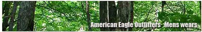 American Eagle/アメリカンイーグル2011年メンズ新作!格安価格にて販売中!
