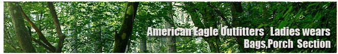 アメリカンイーグル/Amrican Eagle/レディース/バッグコーナー